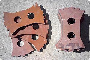 Молотки для переработки древесин